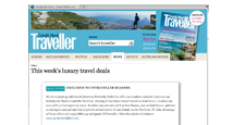 Conde Nast Traveller Online